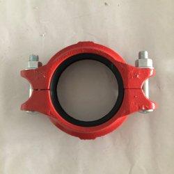 Accessorio per tubi Grooved e fabbricazione meccanica della giuntura di tubo dell'accoppiamento rigido