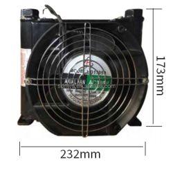 مبرد المبادل الحراري للأنبوب ذو الزعانف الصغيرة ذو الزعانف الصناعية Af0510t للرادياتير الصناعي
