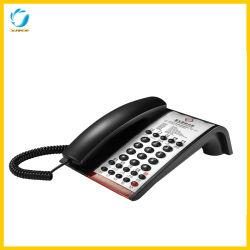 메모리 버튼이 있는 호텔 디지털 객실 전화기