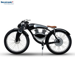 China Fabricante Fashion Imgr 26 polegada de 48 volts e o Picador de bicicletas motorizadas Harley Munro 2.0 Elevadores eléctricos de aluguer para adultos