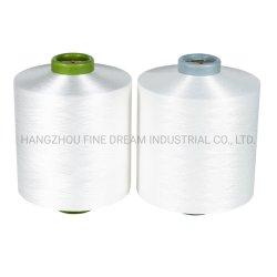 Reciclado de alta tecnología DTY 75D/48f de hilados de aramida Meta ignífugo
