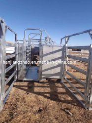 Galvanisiert, Vieh-Zerstampfung, Laden-Rampe, Tierarzt-Zerstampfung, Schaf-Zerstampfung, Vieh-Yard