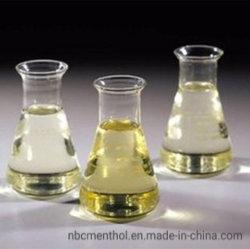 Olio di menta piperita naturale giallo chiaro per olio di raffreddamento
