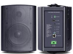 Полностью цифровая сеть IP Аудио система с поддержкой Poe динамик