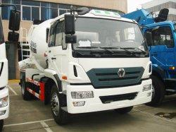 중국, Shacman 콘크리트 믹서 트럭 미니 8m3 용량 Yzh5250gjbhw 적재
