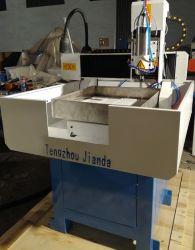 Gravure de métal CNC Carver pour acier inoxydable