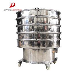 Большие возможности обработки отходов примесей масла виброгрохот вращающегося решета