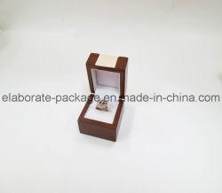 Handmade 나무로 되는 보석함 최신유행 경재 보석 포장 케이스