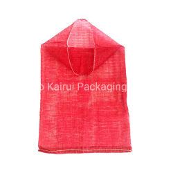 De PP acondicionamento de frutas e produtos hortícolas produzir Bag Mesh