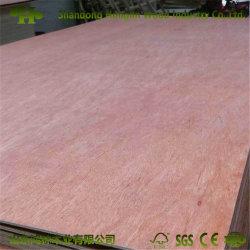 4X8 folheado de madeira natural de compensado de madeira comercial laminado