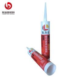 Objetivo general de la viscosidad Universal Secado rápido adhesivo sellador de silicona acético