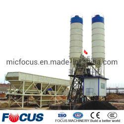 25-240cbm/H Premix RMC 콘크리트 배칭/혼합 공장(판매용