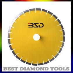 10 Zoll 12 Zoll 14 Zoll der 16 Zoll-Granit-Diamant, dass Sägeblatt für automatische Steinausschnitt-Maschine zu überbrücken sah