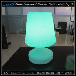 Candeeiro de mesa LED Mobiliário de plástico para indicação da Barra
