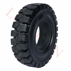 Chariot élévateur à fourche pneus solides 1.5T Pneus 6.50-10 5.00-8 chariots élévateurs