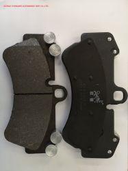 Haut de la qualité des pièces de frein métallique Basse -plaquette de frein de voiture