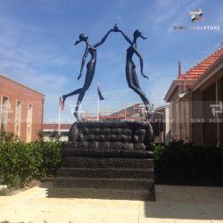 Campus de la escultura de bronce fundido personalizado para artista