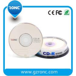 Le plus bas taux de défaut CD vierge pour disque de musique vidéo