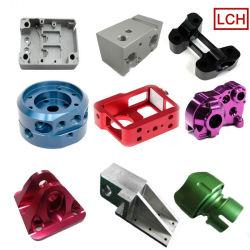 A anodização de alumínio parte máquinas de corte CNC conexões móveis