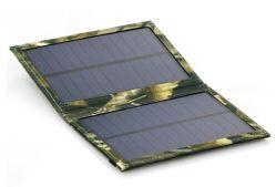 5W Foldable太陽電池パネルDC USBの携帯用携帯電話のコンピュータ電池の折る充電器袋