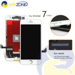 Оригинальный ЖК-дисплей для iPhone 7 4,7-дюймовый ЖК-дисплей с сенсорным экраном Digitizer в сборе с рамы в сборе в полном объеме замена DHL