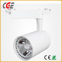 Voie d'éclairage à LED PAR30 110V/220V LED lampe de plafond CREE LED puce à la voie d'éclairage de plafond Spot LED Boutique de l'éclairage à LED