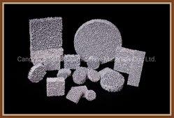 Materiais de fundição de carboneto de silício para a fundição do filtro de espuma de cerâmica