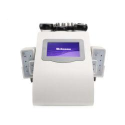La perte de poids de matières grasses Lipolaser dépose de la cavitation de la beauté de la machine Slim RF