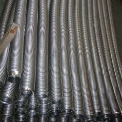 Гофрированный гибкий шланг из нержавеющей стали