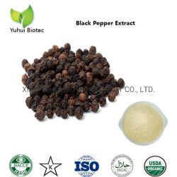 Черный перец извлечения Piperine порошок