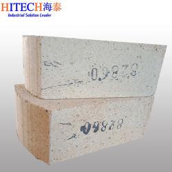 China Zibo Alimentação Hitech material refratário para caldeiras tijolos de alumina de alta condutividade térmica de forno