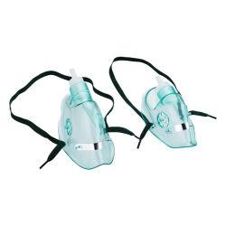 Медицинские одноразовые из ПВХ прозрачные назальная кислородная маска с 200см трубки