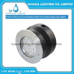 precio de fábrica LED de alta potencia 18W luz subterránea