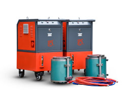 Synchrones intelligentes ou de tension du système de levage de la pompe hydraulique du système de précontrainte