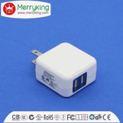 شاحن USB مزدوج لجهاز iPhone وiPad/iPod