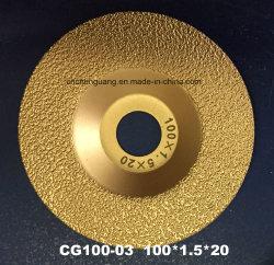 125mm Disco de Corte de diamante para polimento de peças em ferro fundido e perfil metálico