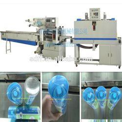De Prijs van de fabriek! De automatische Verf van de Nevel van het Aërosol kan Verpakkende Machine krimpen