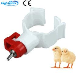 Máquina de explorações avícolas bocais de água de frango bebedor