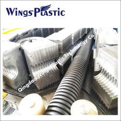 Dwc de fabrication de tubes en plastique/Machinerie de traitement