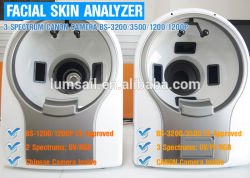 Уф лампа RGB кожу лица анализа BS-3200 анализатор кожи