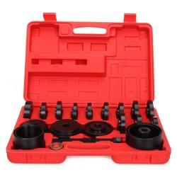 23PCS Vorw.-Adapter für Lager am Vorderradantrieb Abzieher Ausbau- und Einbauwerkzeug Satz