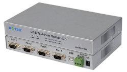 Высокая скорость, USB2.0 RS-232, 4 портов (UT-860)