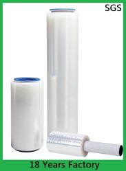 PE Plastique film étirable pour rétrécir l'enrubannage