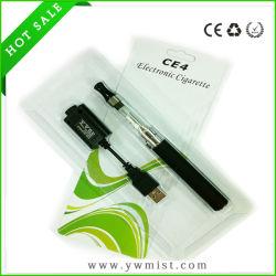 Cigarro eletrônico mais quentes EGO-T Kit Blister com CE4/CE5/H2/T2/T3/V2 atomizador