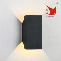 Inserire l'indicatore luminoso alimentabile della parete della lampada LED del riparo della parete