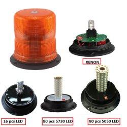 Nueva luz giratoria de minería de altas prestaciones con una base metálica WL830