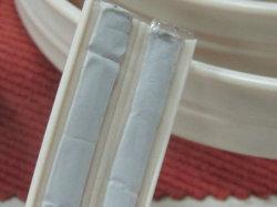Tira de plástico/ Vedação Flexível para cozinha, banheira, lavatório