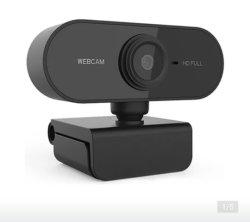 Nuevo Mini Auto-Focusing caliente Webcam Aotofocus 1080P de escritorio para PC Portatil Micrófono Micrófono Webcam autofoco 1080P
