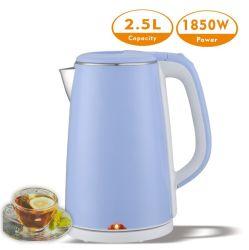 Электрический прибор с большой объем емкости 2.5L чайник нержавеющая сталь внутренняя емкость для полировки готово