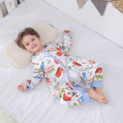 Baby Sac de couchage chaud coton Jumpsuit literie bébé dormir avec fermeture à glissière des sacs de vêtements de bébé